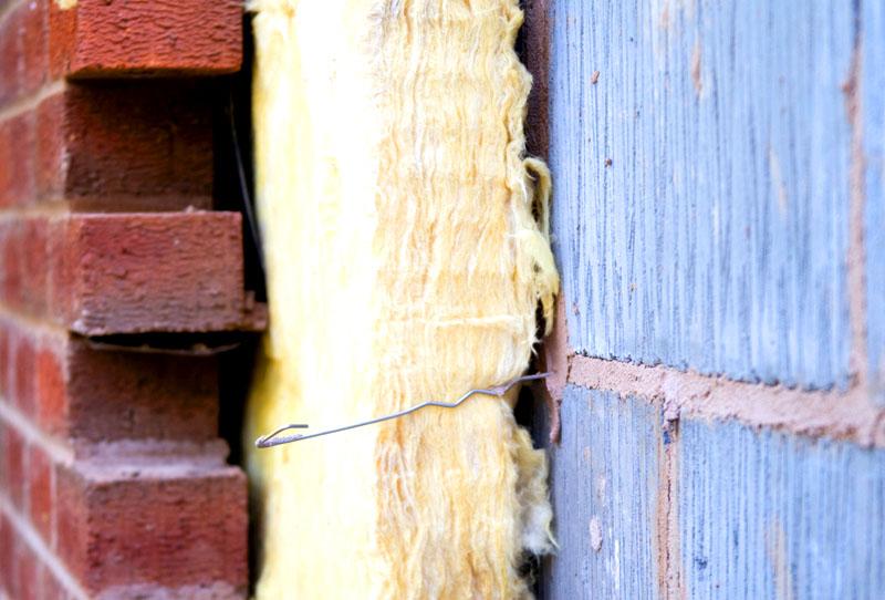 Не стоит экономить на утеплителе при строительстве дома